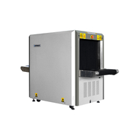 EI-6550 Advanced X-ray Baggage Scanner for Hotel